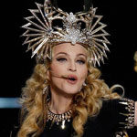 Madonna Half Time Show at the 2012 Super Bowl