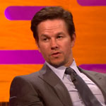 Mark Wahlberg drunk while appearing on The Graham Norton show