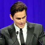 Matt Bomer comes out at the Steve Chase Humanitarian Awards