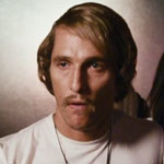 Matthew McConaughey as Dazed and Confused character David Wooderson