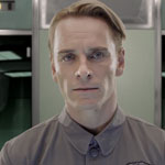 Michael Fassbender as Prometheus android robot David