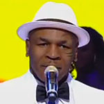 Mike Tyson sings The Girl From Ipanema