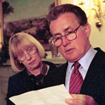 Kathryn Joosten as Mrs Landingham in The West Wing