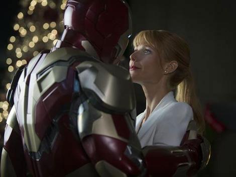 Gwyneth Paltrow in Iron Man 3