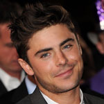 Zac Efron at New Years Eve Premiere