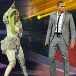 Nicki Minaj and Chris Brown