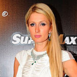 Paris Hilton in May 2012