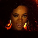 Rihanna in Where Have You Been music video