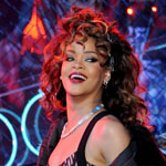 Rihanna on The X Factor
