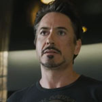 Robert Downey Junior The Avengers