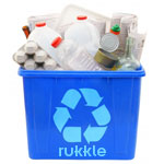 the rukkle recycle bin