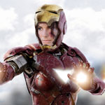 Sandra Bullock as Iron Woman