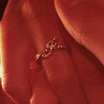 Selena Gomez and Justin Bieber 'engagement' ring