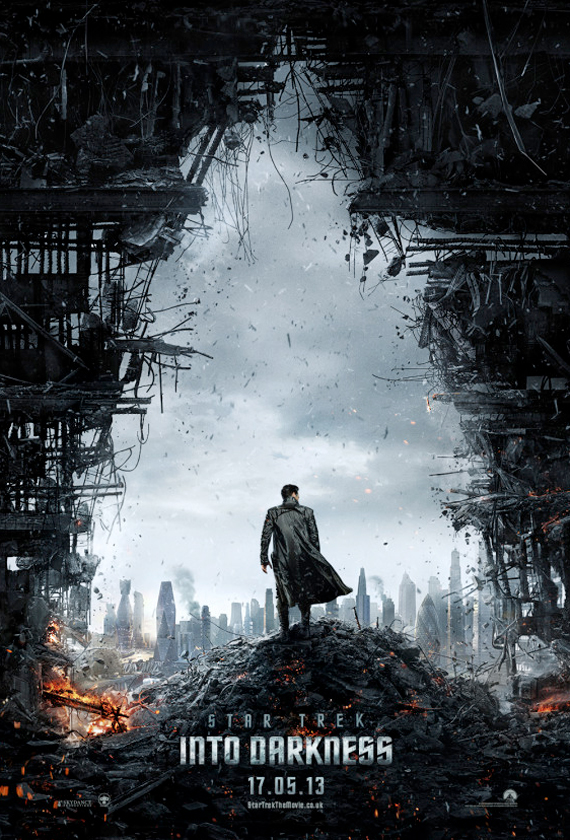 'Star Trek Into Darkness' Poster