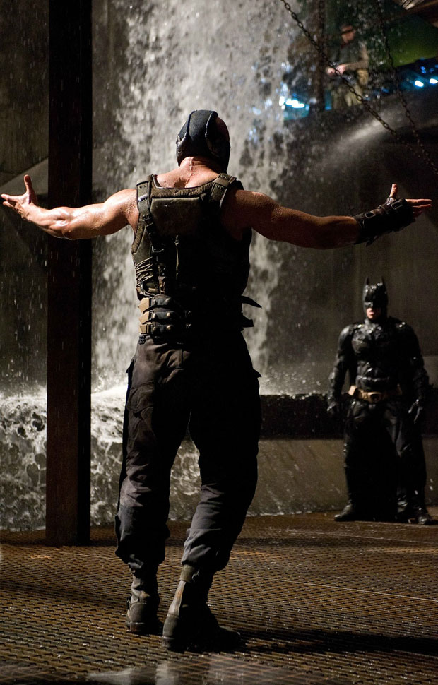 Dark Knight Rises Bane Photo