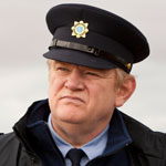 Brendan Gleeson in The Guard