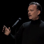 Tom Hanks reading a Slam Poem about Full House on Late Night With Jimmy Fallon