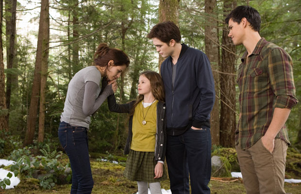 Twilight Breaking Dawn Part 2 movie still