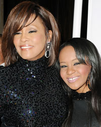 Whitney Houston and Bobbi Christina