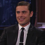 Zac Efron on Jimmy Kimmel Live