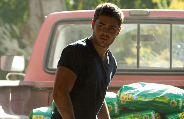 Zac Efron in The Lucky One
